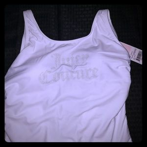 NWT Juicy Couture One piece Swimsuit